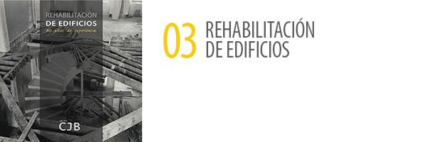 Dossier CJB Rehabilitación de Edificios