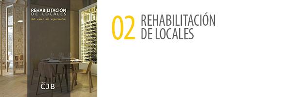 Dossier CJB Rehabilitación de locales comerciales