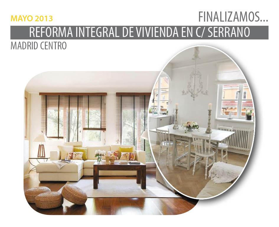 Finalizamos 2 reformas integrales en el centro de madrid - Reformas integrales madrid centro ...